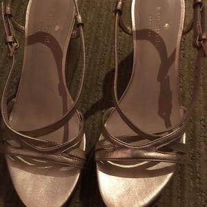 Kate Spade cork heels